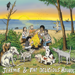 Jérémie & The Delicious Hounds - 2