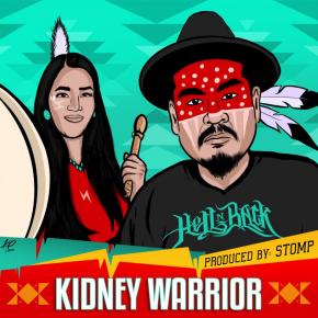Kidney Warrior - Single