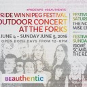 PRIDE Winnipeg Festival at The Forks