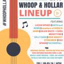 Whoop & Hollar Folk Festival