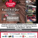 Canad Inns Family Fun Day