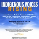 Indigenous Voices Rising