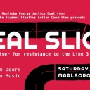 REAL Slick: A fundraiser for resistance to the Line 3 pipeline