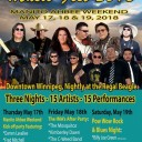 Manitoba Aboriginal Music Fest - Manito Ahbee Weekend Kick Off Party
