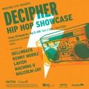 Decipher Hip Hop Showcase