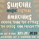 Sundial Music Festival