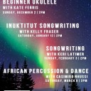 Winter Workshop Series - Inuktitut Songwriting