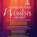 A Women's Cabaret Fundraiser