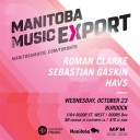 Manitoba Music Export in Toronto