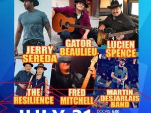 Manitoba Indigenous Music Weekend 2021   Country, Rock and Hip-Hop