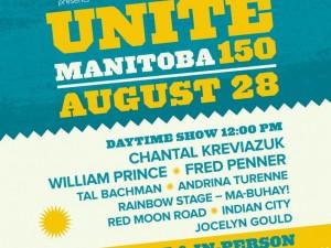 Unite 150   Daytime Show