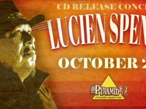 Lucien Spence CD Release
