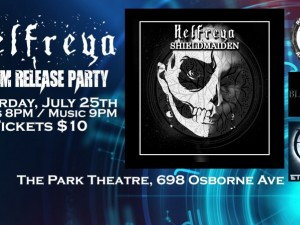 Helfreya Album Release