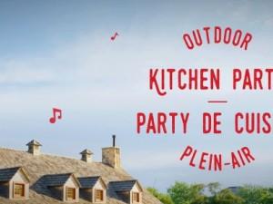 Party de cuisine plein-air | Outdoor Kitchen Party