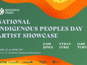 National Indigenous Peoples Day Artist Showcase