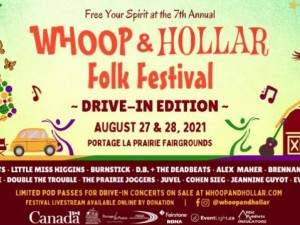 Whoop & Hollar Folk Festival: Drive-In Edition