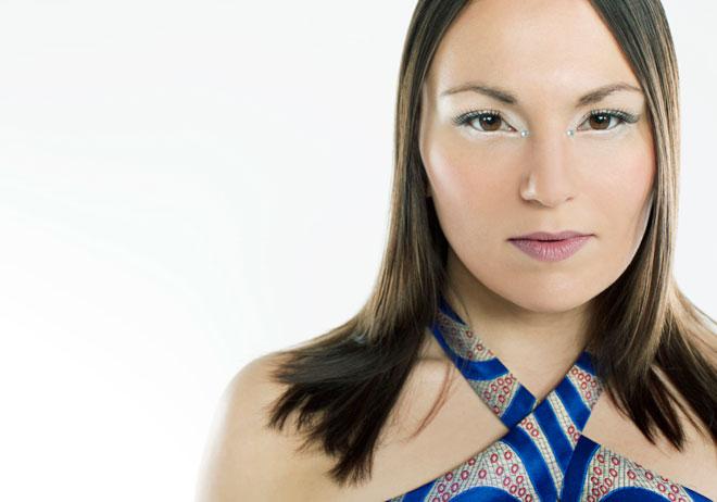 Tanya Tagaq (Photo: Ivan Otis)