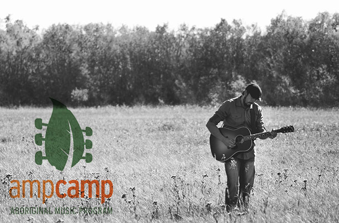 AMP Camp participant Nelson Little