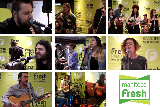 Manitoba Fresh artists
