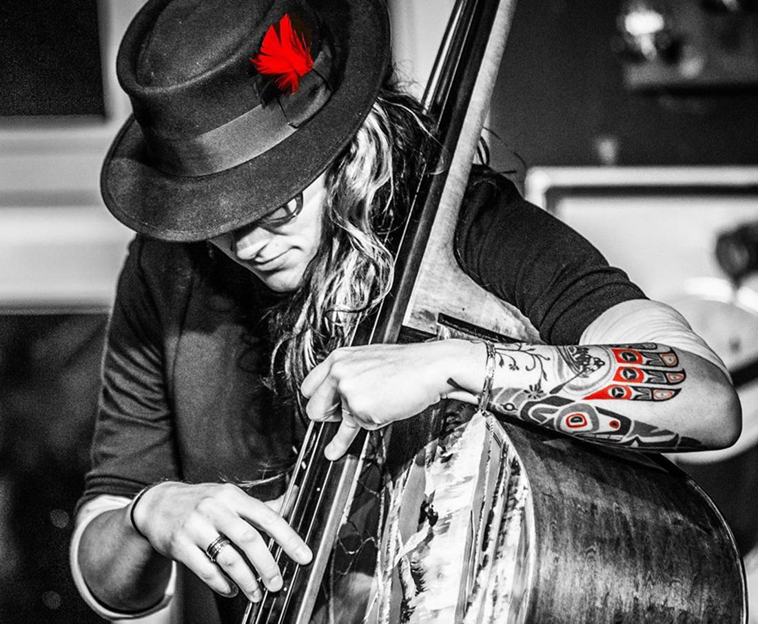 Manito Ahbee Indigenous Music Conference panelist MJ Dandeneau