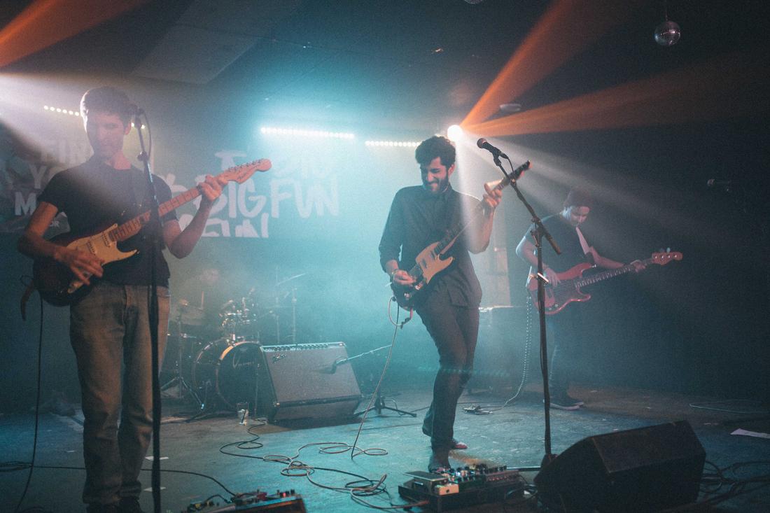 Last year's Big Fun / JMM showcase with Kakagi (Photo: BNB Studios)