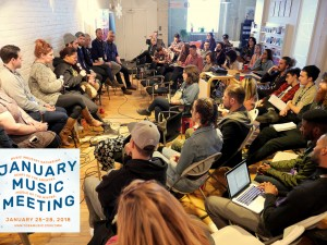 January Music Meeting 2017