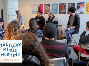 January Music Meeting 2016