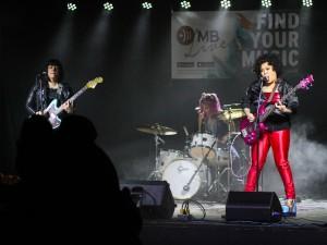 The Sorels at New Music Night, February 6, 2019 (Photo: Graeme Houssin)