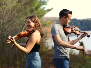 Jane Cory & Kyle Burghout