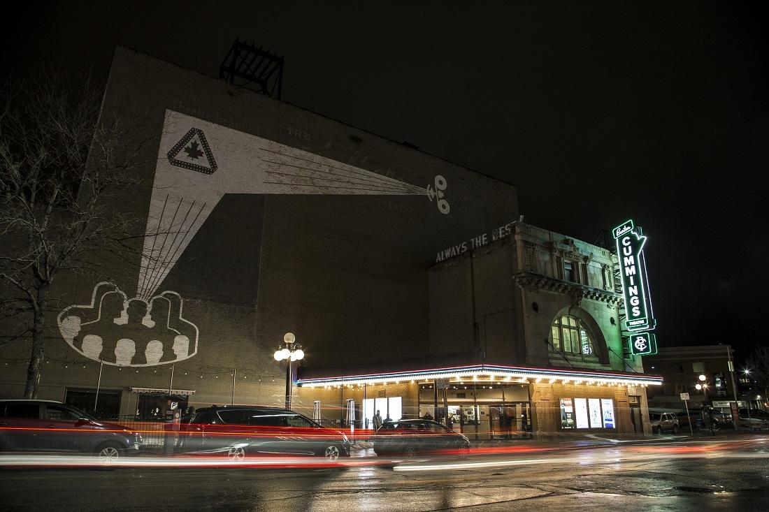 Burton Cummings Theatre for the Performing Arts